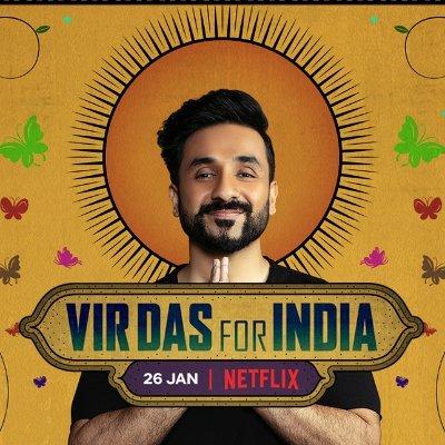 Vir Das For India (2020) SD