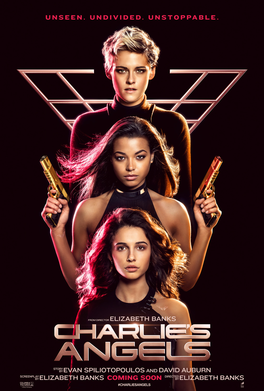 Charlie's Angels (2019) HD