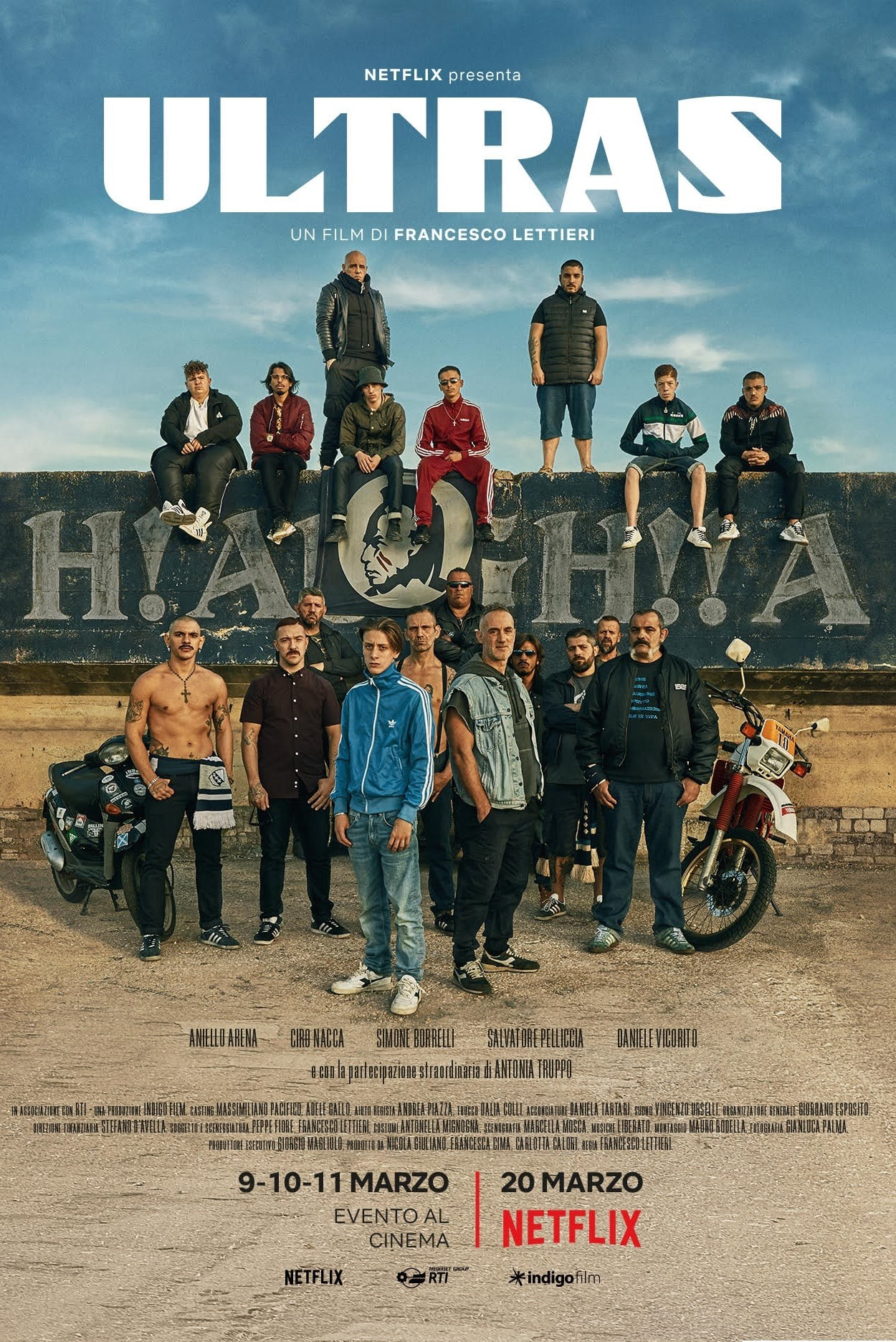 Ultras (2020) HD