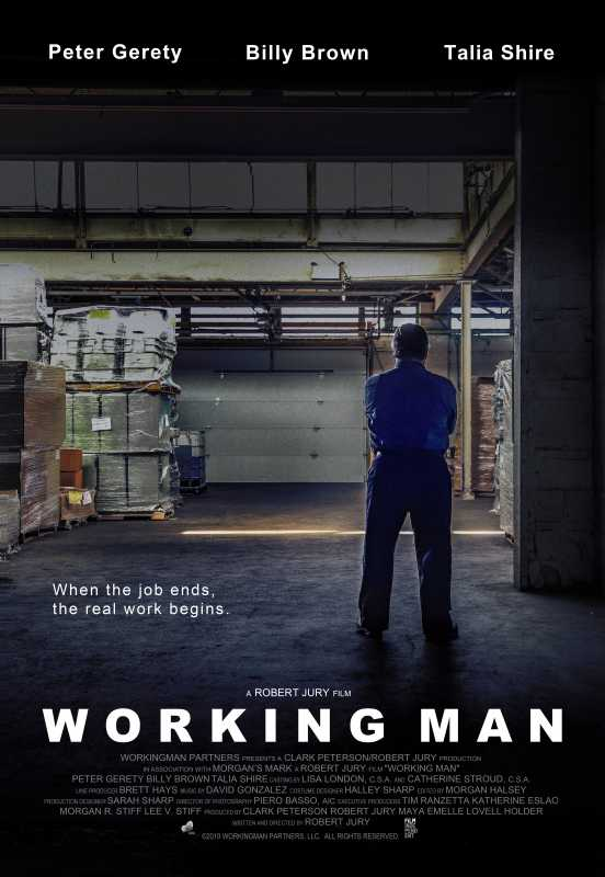 Working Man (2020) HD