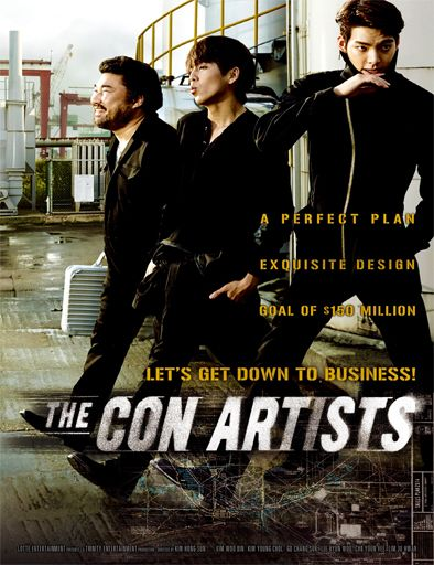 The Con Artists (Ki-sool-ja-deul) (2014)