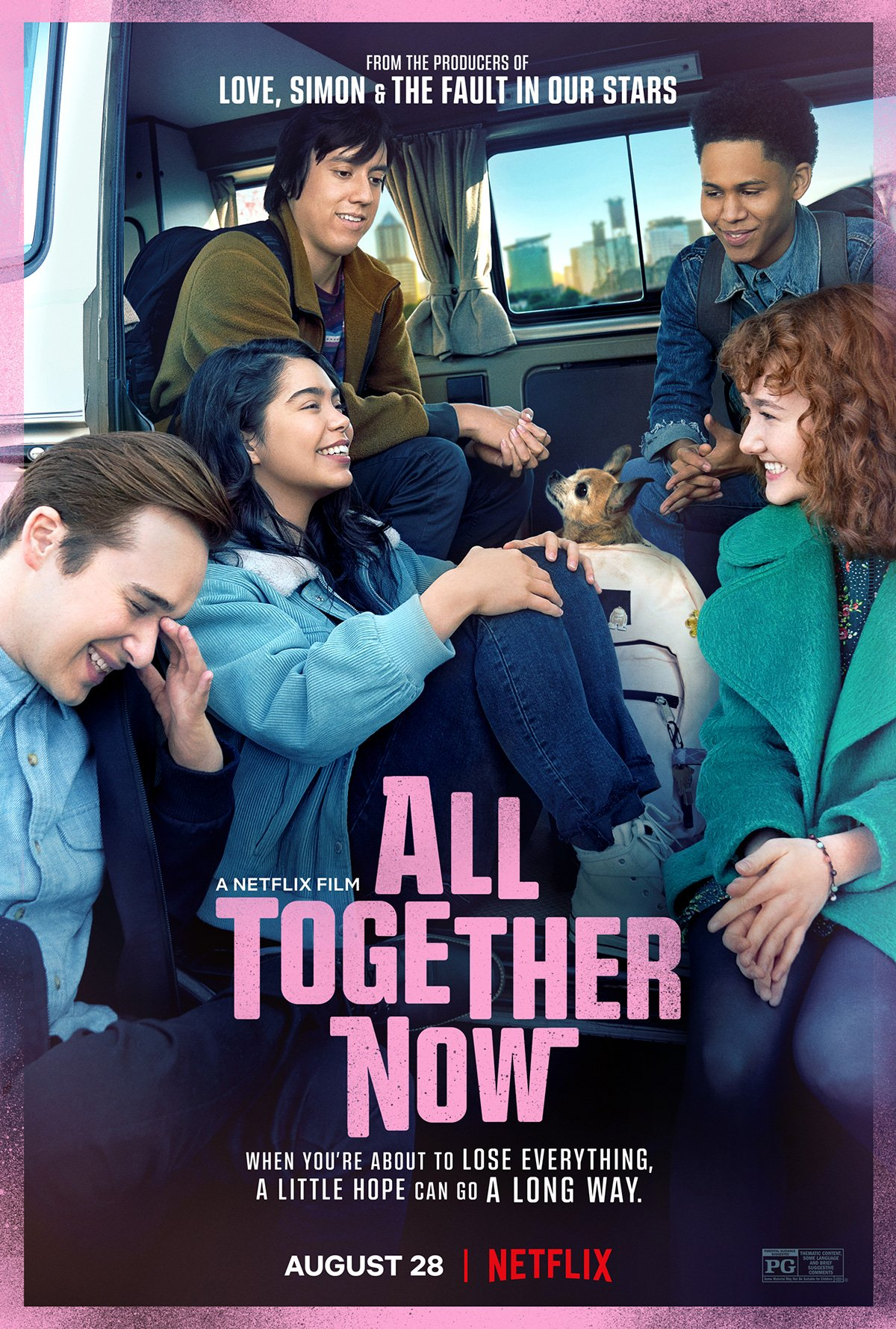 All Together Now (2020)