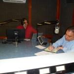 Hector Salazar y David Gamboa