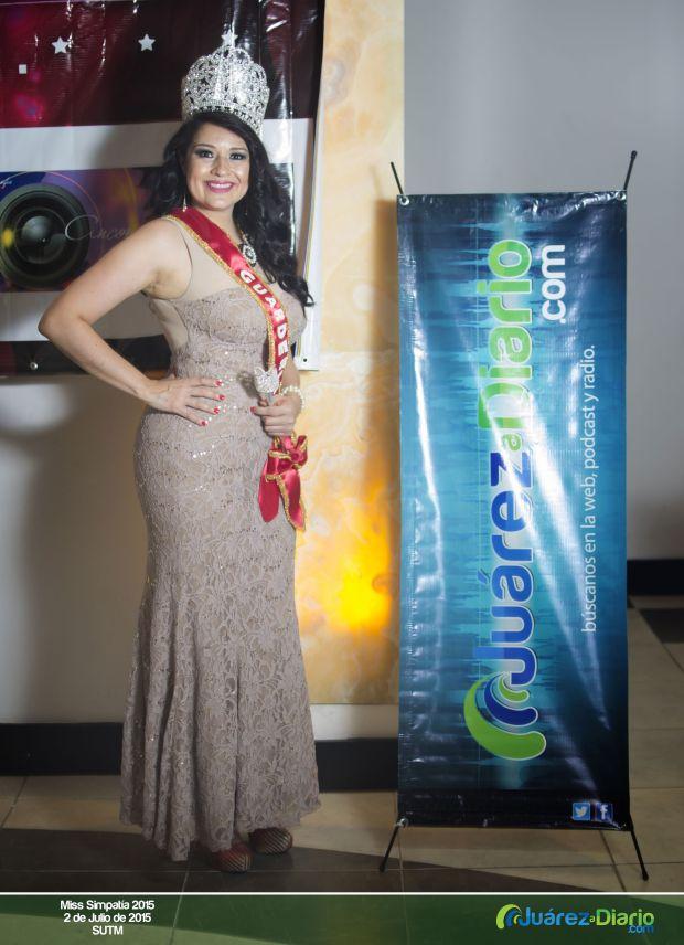Miss Simpatia STUM 2015