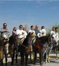 Parte de Juárez a Parral Cabalgata Villista