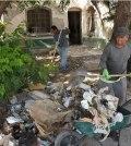 Retira Limpia Municipal Toneladas de Escombro