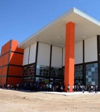 Inauguran Conjunto de Edificios en Ciudad Universitaria