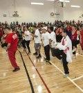Inauguran Gimnasio de Deporte Adaptado
