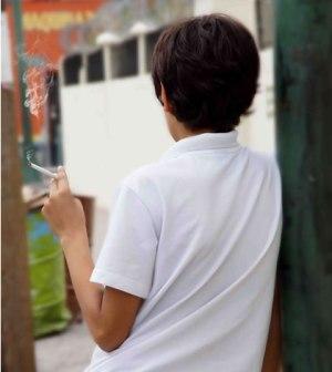 """Concientizan a Niños con Programa """"Yo no fumo, yo no tomo"""""""