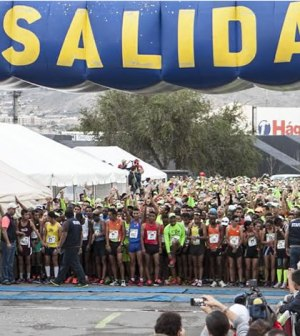 Maratón Internacional Gas Natural Muestra Verdadera Imagen de Juárez