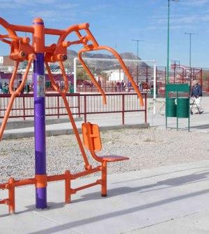 Inauguran Parque Comunitario en Colonia San Antonio