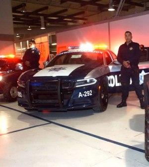 Reciben Policias Nuevas Patrullas y Cuatrimotos
