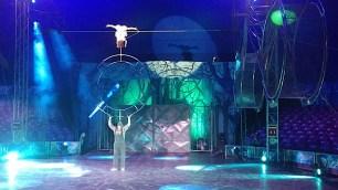 Circo de las Pesadillas • Equilibrista
