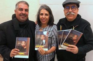 Fernando González y familia