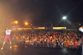 Fiesta criolla en Estación Juárez Celman 7