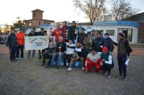 Maratón Solidaria - Estación Juárez Celman - Myrian Prunotto