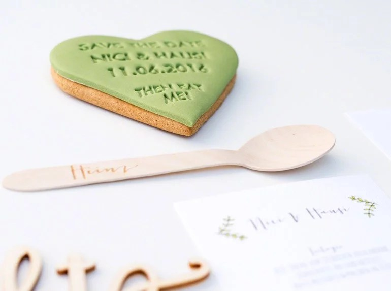 einladung, menükarten & co: stilvolle papeterie und gastgeschenke, Einladung