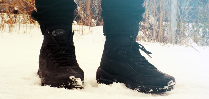 Air Max 95 Sneakerboots