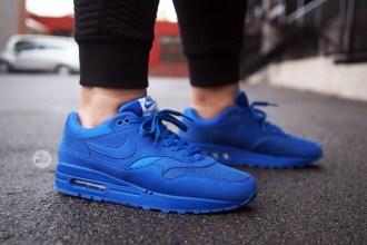 "[Review] Air Max 1 Premium in ""Game Royal"" from the Tonal Pack"
