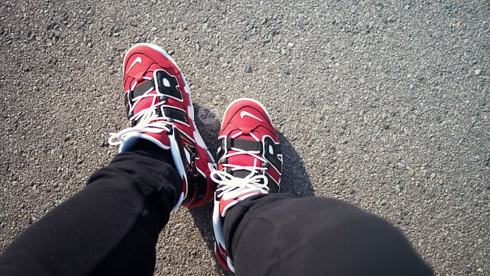 """[Review w/ on-feet video] More Uptempo """"Bulls"""", a bold statement for your feet"""