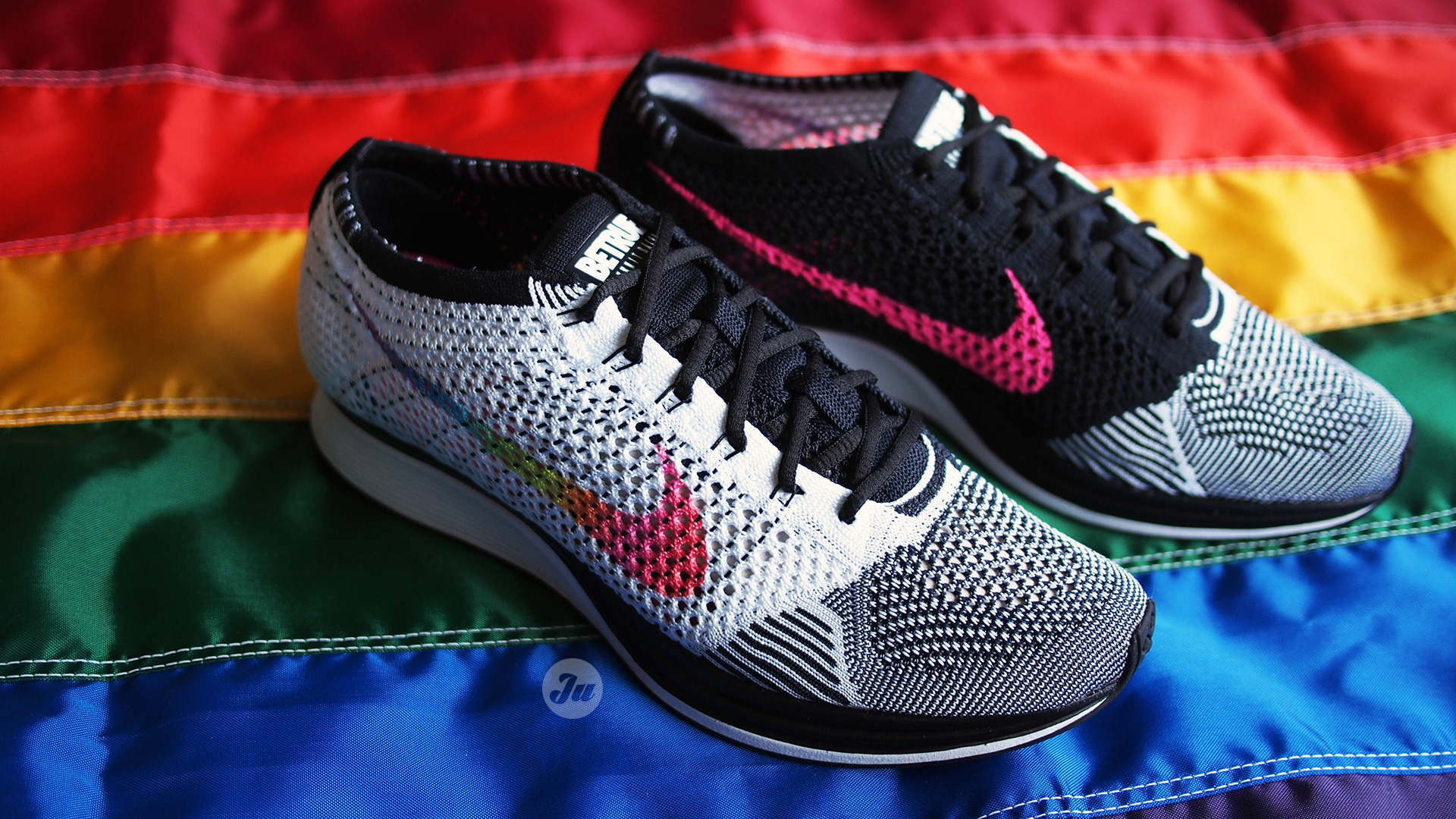 f28d76322490 NikeLab VaporMax   Flyknit Racer BETRUE on-feet videos for Pride month