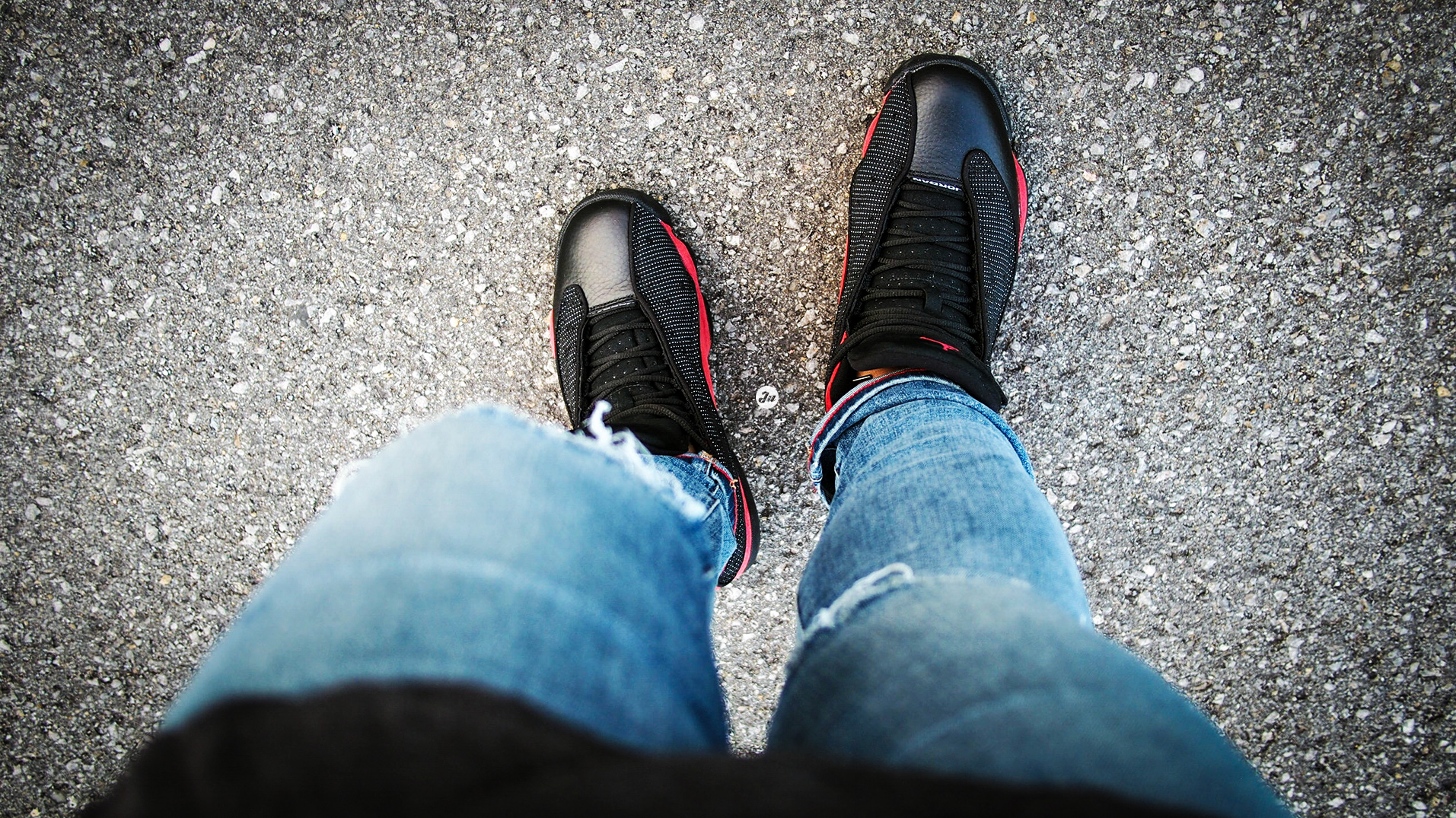 ... On-feet photos and video of the recently released Air Jordan XIII Bred ( 2017 ... d8237eedc
