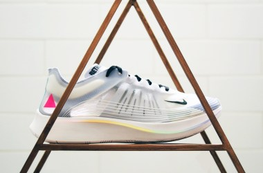 "A look at this year's pink triangle controversy with Nike & review of the Nike Zoom Fly SP ""BETRUE"" [with on-feet video]"