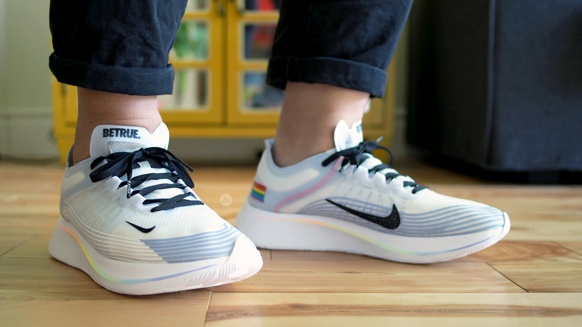 new arrival 25085 a7ca0 A look at this year s pink triangle controversy with Nike   review of the Nike  Zoom