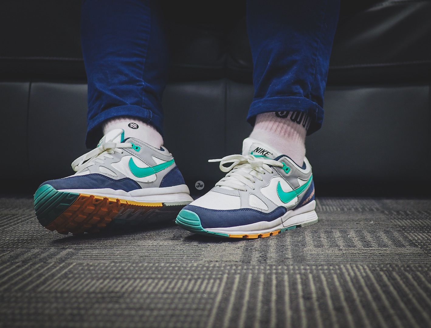 bcf1dd856a9 Favourite of 2018  Nike Air Span II in Kinetic Green