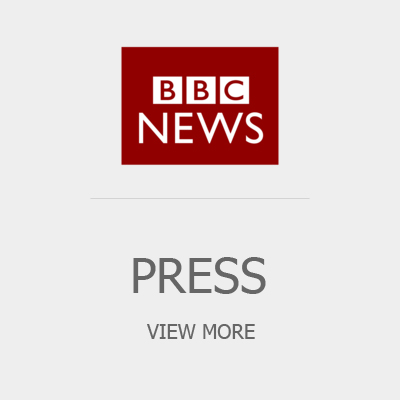 News press button between creation care page and list of articles written about Jubilee.