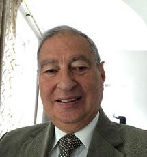 Secretary Fuad Kateb