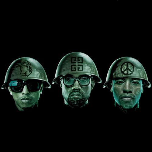 CRS - Pharrell, Kanye West, Lupe Fiasco