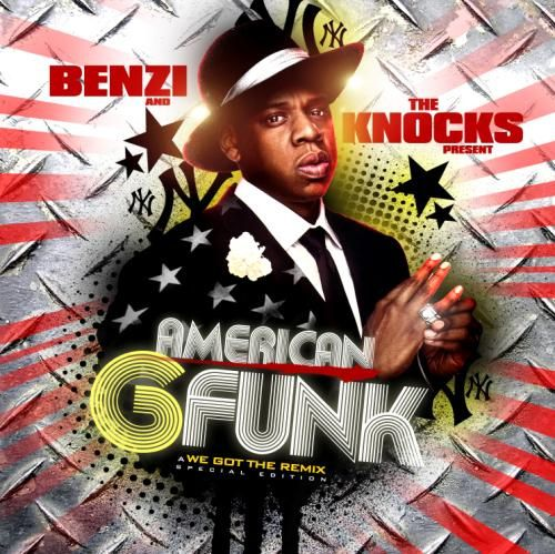 Benzi and The Knocks - American G-Funk