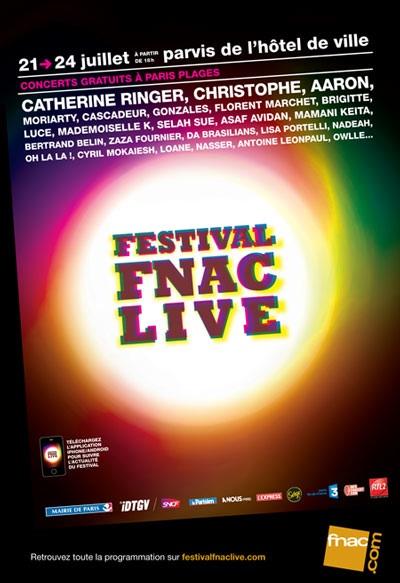 Fnac Live 2011 - Retour sur...