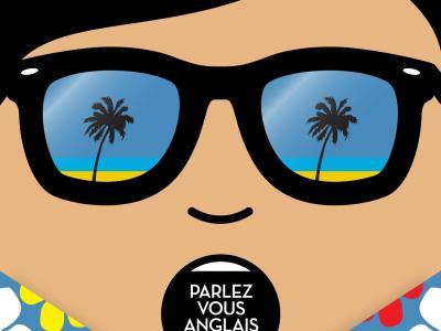 parlez vous anglais sunglasses and shirts