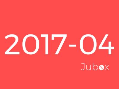 Playlist avril 2017