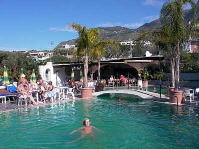 ISOLA DI ISCHIA Novembre 2005 Hotel Sorriso Resort