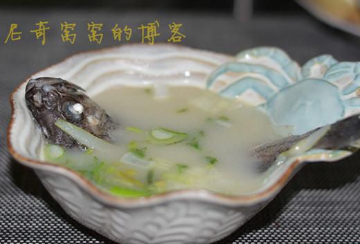 清燉黑魚湯的做法_圖解清燉黑魚湯怎么做好喝-聚餐網