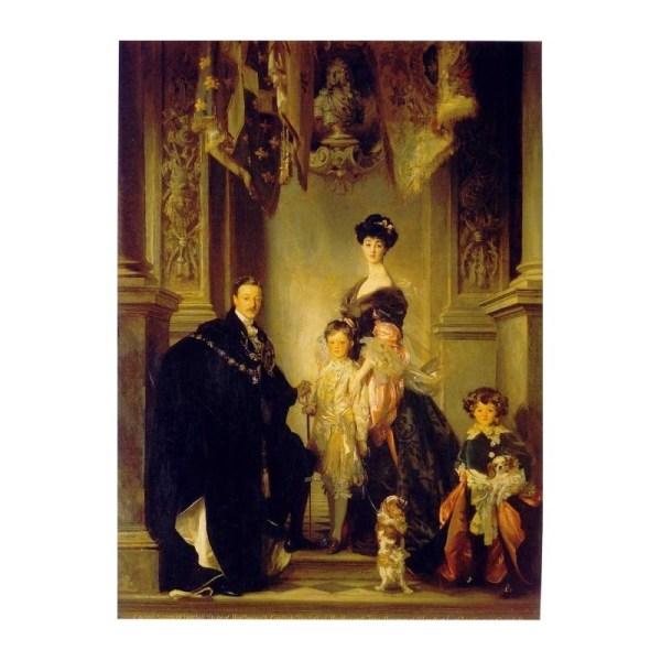 John Sargent Singer Oil Painting