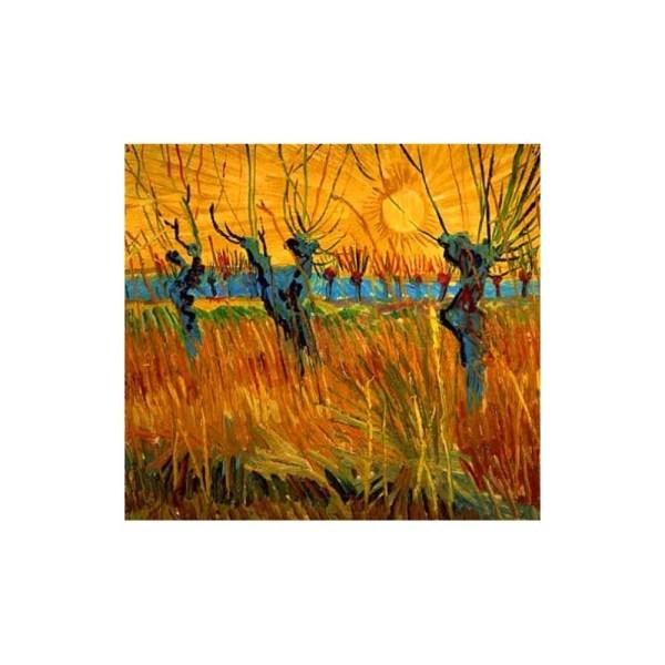 Vincent Van Gogh Pollard Willow By