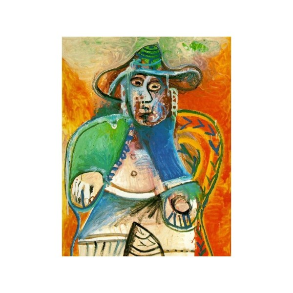 Pablo Picasso Oil Paintings