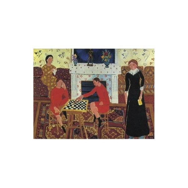 Painting Henri Matisse Family