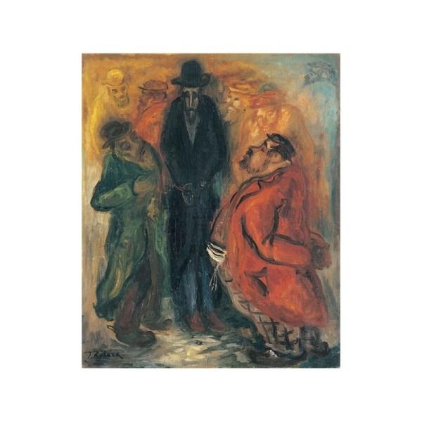 Jewish Oil Paintings Art