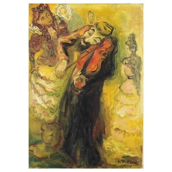 Issachar Ber Ryback Art