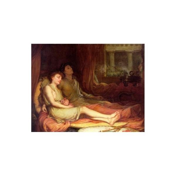 Sleep and His Half-Brother Death Waterhouse John William