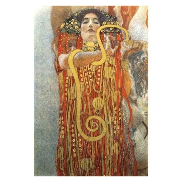 By Gustav Klimt Hygeia