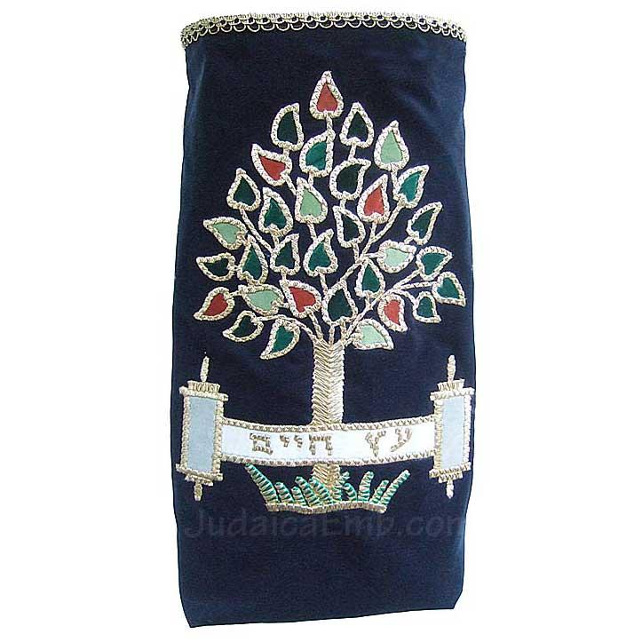 Sefer Torah Covers Modern Torah Mantle M183