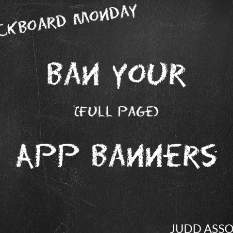 ban your app banners