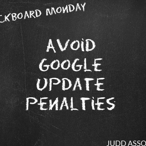 avoid google update penalties