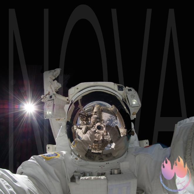 Nova Album Cover 3 Design